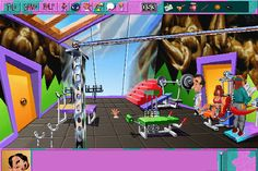 Leisure Suit Larry 6 Screenshot