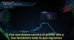 Vídeo en español · Kimi hace de Kimi y nos explica sus sensaciones respecto al GP de México  #F1 #MexicoGP