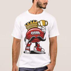Fotball king T-Shirt
