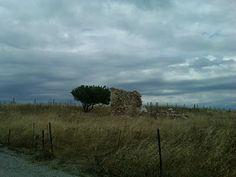 Bozcaada - western road