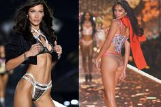 Victoria's Secret'ın photoshoplu melekleri! Siz de bunu yaparsanız... #victoriassecret #moda #fashion Bikinis, Swimwear, Victoria's Secret, Fashion, Bathing Suits, Moda, Swimsuits, Fashion Styles, Bikini