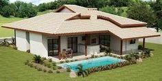 projetos de casas terreas com 4 quartos - Pesquisa Google