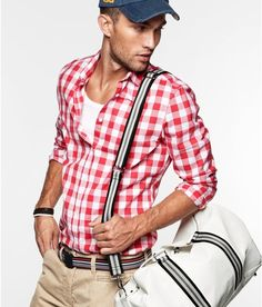 Styling and profiling  -what I would wear for a golf game-
