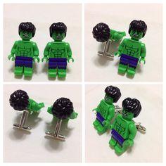 A personal favorite from my Etsy shop https://www.etsy.com/listing/198036684/lego-cufflinks-mens-cufflinks-groom