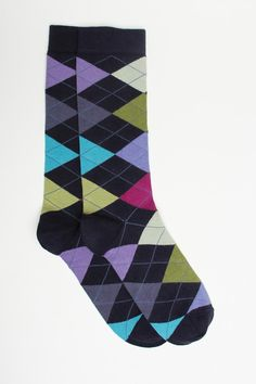 loud socks. because why not?