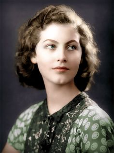 Young Ava Gardner                                                                                                                                                     More
