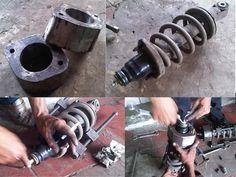 CRV lift kit or bigger tires? off roadin - Page 16 - Honda-Tech