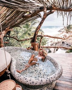 Monday vibes📍Tulum 👏 Tag your travel buddy! Oh The Places You'll Go, Places To Travel, Travel Destinations, Holiday Destinations, Dream Vacations, Vacation Spots, Vacation Humor, Vacation Ideas, Vacation Mood