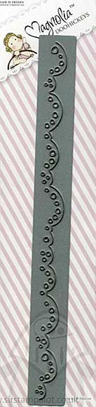 SO: Magnolia DooHickeys - Tildas Lace Border (Cutting Die) [1002