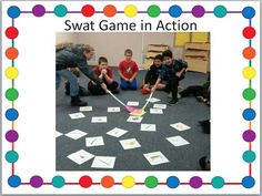 Music Game {Music Instrument - Swat Game} by Stucki Education Station Kindergarten Music, Preschool Music, Teaching Music, Music Lessons For Kids, Music Lesson Plans, Elementary Music Lessons, Primary Lessons, Elementary Schools, Music Education Activities