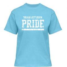 Thomas Jefferson Middle School - Winston Salem, NC   Women's T-Shirts Start at $20.97