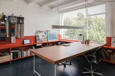 Cirera + Espinet Design Their Own Barcelona Studio | Yellowtrace