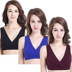 Women's Clothing Painstaking Nursing Bra Maternity Fashion With Clip Without Wire Cotton Black Maternity