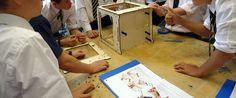 Cranleigh School - Ultimaker Original+ Kit Build | The CREATE Education Project Ltd