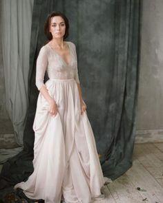 On Trend: 12 Bridal Separates - Breaking The Rules ❤ breaking the rules bridal separates lace top with sleeves cathy telle #weddingforward #wedding #bride #weddingoutfit #bridaloutfit #weddinggown