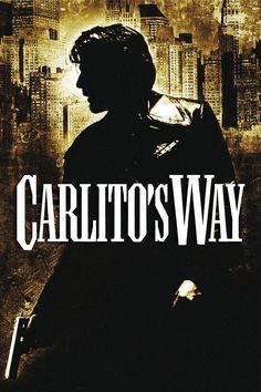 Carlitos Way Al Pacino Sean Penn PEPRO Poster