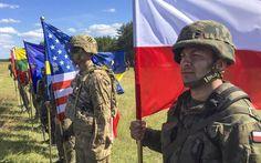Kriegsvorbereitungen der NATO laufen immer weiter! (Video!)