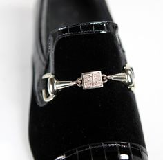 Couture Shoes, Italian Shoes, Designer Shoes, Black Shoes, Cufflinks, Boutique, Leather Shoes, How To Make, Fashion Tips