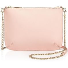 Ted Baker Nara Crosshatch Crossbody ($81) ❤ liked on Polyvore featuring bags, handbags, shoulder bags, purses, peach, handbags crossbody, purse shoulder bag, hand bags, handbags purses and pink handbags