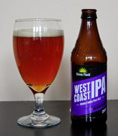 Nick's Beer Blog: Green Flash West Coast IPA Review
