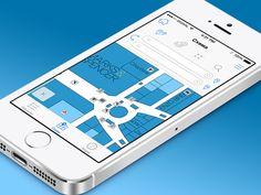 App Navimind by tolik_designer