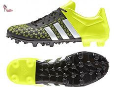 info for fe20d 07591 adidas Ace 15.3 Fgag, Chaussures de Football homme, Multicolore (Black