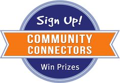 Become a Community Connector for United Way of Central Maryland and get a chance to win prizes + earn gift cards!