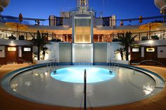 Serenity Adults-Only Retreat, Carnival Sunshine – A Ray of Carnival Sunshine Photo and Video Tour | Popular Cruising (Image Copyright © Carnival Cruise Lines)