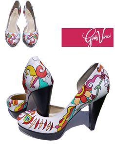 Encomenda_ 018_ inspirados no design de Joana Pio  Obrigada pela preferência    http://www.girlsvinci.com/customize.html