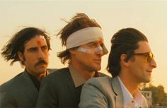The Darjeeling Limited - Love this film! Top 5 funniest ever.