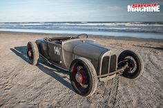Heath Pinter's Model A for The Race Of Gentlemen