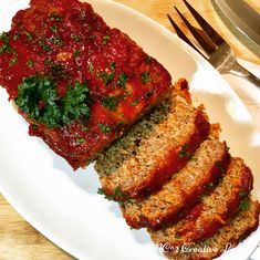 I really do have a love affair with meatloaf lately. Maybe it's because they are so easy to make. You mix all of the ingredients in a bowl, shape it, and bake it! Simple, yes? Or maybe it's because…