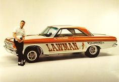 Al Eckstrand 1964 Chrysler Plymouth SS/A The Lawman