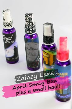 Zainey Laney April S