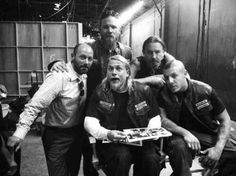 Some of the cast members - SOA