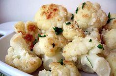 Healthy Diabetic Recipe for Cauliflower Au Gratin