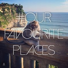 If only we opened up a store in Bali... Since WE can't be in Indonesia, we let Scott give us a little taste of paradise  Thanks Scott for joining the #ourfavouriteplaces campaign! (and for making us incredibly jealous). Don't forget to tag your own photos!