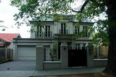French Provincial House - Exterior - Facade