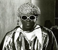 "Sun Ra's Full Lecture & Reading List From His 1971 UC Berkeley Course, ""The Black Man in the Cosmos"""
