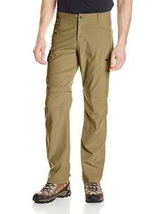 Camp Clothing - Columbia Mens Silver Ridge Stretch Convertible Pants -- You can find out more details at the link of the image.