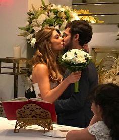 Jayme Matarazzo se casa com Luiza Tellechea (Foto: Reprodução/Instagram)