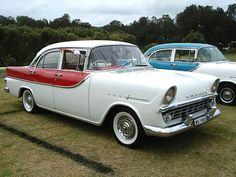FB Holden. My favourite car...note to self, must buy one eventually.