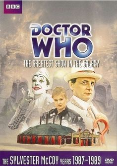 """Doctor Who - """"The Greatest Show in the Galaxy"""""""