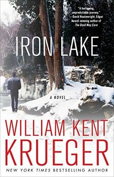 "Iron Lake: A Novel (Cork O'Connor Mystery Series Book 1) by William Kent Krueger.  Part Irish, part Anishinaabe Indian, Corcoran ""Cork"" O'Connor is the former sheriff of Aurora, Minnesota. But when the town's judge is brutally murdered, and a young Eagle Scout is reported missing, Cork takes on a mind-jolting case of conspiracy, corruption, and scandal."