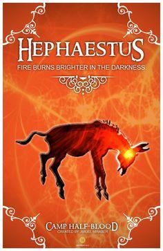 CHB Cabin Poster Hephaestus by jimuelmaurer26.deviantart.com on @DeviantArt