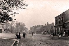 Cannock - Towards Walsall Road [c.1907]