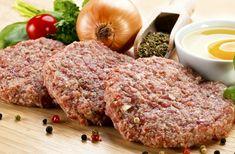 A frissen sült húspogácsáknak nem lehet ellenállni. Cold Dishes, Hungarian Recipes, Relleno, Food Truck, Street Food, Bacon, Clean Eating, Good Food, Food And Drink