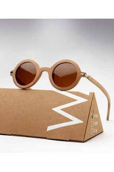 natural sunglasses no case