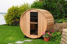 Barrel Sauna | Almost Heaven Saunas