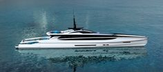 Van Oossanen targets American market with new XL-300 project | SuperYacht Times